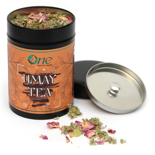 Umay Tea - мурсалски чай, роза, хибискус, сладък корен
